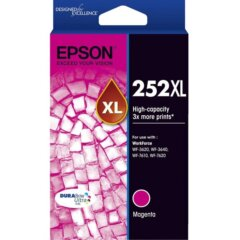 Epson 252XL Magenta Ink Cartridge