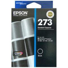 Epson 273 Black Genuine Ink Cartridge