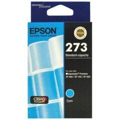 Epson 273 Cyan Genuine Ink Cartridge