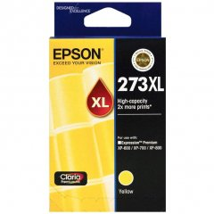 Epson 273XL Yellow High Yield Ink Cartridge