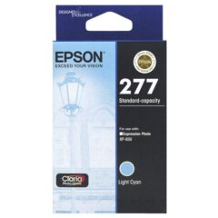 Epson 277 Light Cyan Ink Cartridge