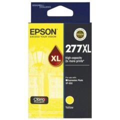 Epson 277XL Yellow Ink Cartridge