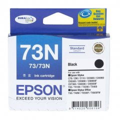 Epson 73N Black Ink Cartridge