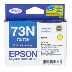 Epson 73N Yellow Ink Cartridge
