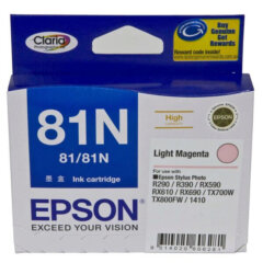 Epson 81N Light Magenta Ink Cartridge