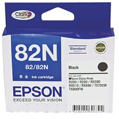Epson 82N Black Ink Cartridge
