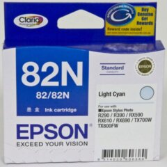 Epson 82N Light Cyan Ink Cartridge