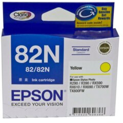 Epson 82N Yellow Ink Cartridge