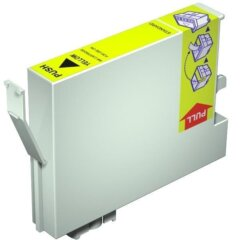Compatible Epson T0474 Yellow Ink Cartridge