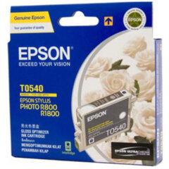 Epson T0540 Gloss Optimiser Ink Cartridge