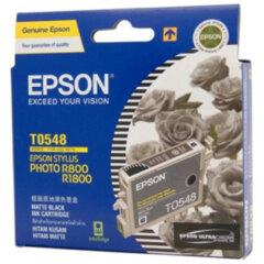 Epson T0548 Matt Black Ink Cartridge