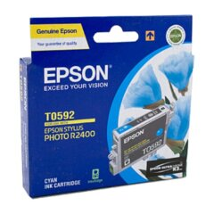 Epson T0592 Cyan Ink Cartridge