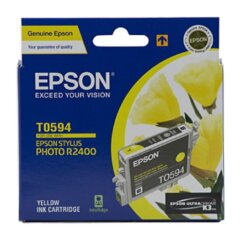 Epson T0594 Yellow Ink Cartridge
