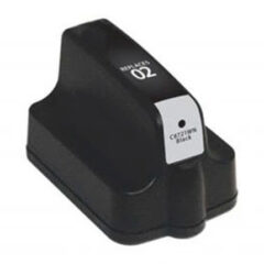 HP 02 Black Ink Cartridge