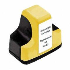 HP 02 Yellow Ink Cartridge