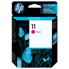 HP 11 C4837A Magenta Ink Cartridge (Genuine)