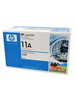 HP-11A-Q6511A-Genuine HP 11A Q6511A Black Toner Cartridge (Genuine)