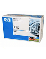 HP-11X-Q6511X-Genuine HP 11X Q6511X Black Toner Cartridge (Genuine)