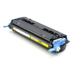 HP 124A Yellow Toner Cartridge