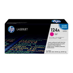 HP 124A Magenta Toner Cartridge