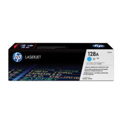 HP 128A Cyan Toner Cartridge
