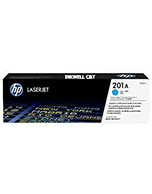 HP-201A-CF401A-Cyan-Genuine HP 201A CF401A Cyan Toner Cartridge (Genuine)