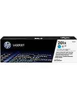 HP-201X-CF401X-Cyan-Genuine HP 201X CF401X Cyan Toner Cartridge (Genuine)