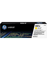 HP 201X CF402X Yellow Toner Cartridge (Genuine)