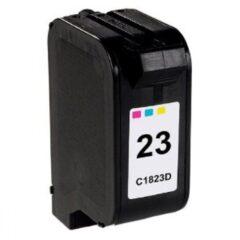 HP 23 Tri-Colour Ink Cartridge
