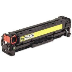 HP 304A Yellow Toner Cartridge