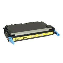 Compatible HP 314A Yellow Toner Cartridge