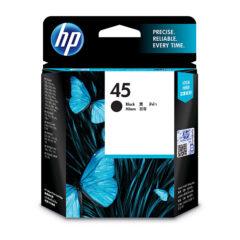 HP 45 Black Ink Cartridge