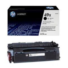 HP 49X Black Toner Cartridge