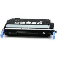 HP 501A Black Toner Cartridge