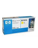 HP 503A Q7582A Yellow Toner Cartridge (Genuine)