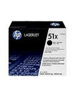 HP-51X-Q7551X-Genuine HP 51X Q7551X Black Toner Cartridge (Genuine)