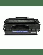 HP 53X Q7553X Black Toner Cartridge (Compatible)