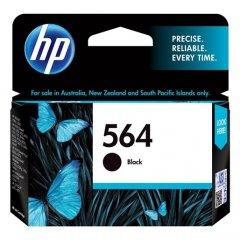 HP 564 Black Ink Cartridge