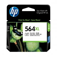 HP 564XL Photo Black Ink Cartridge