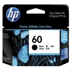 Genuine HP 60 Black Ink Cartridge