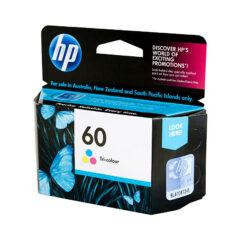 HP 60 Colour Ink Cartridge