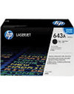 HP-643A-Q5950A-Black-Genuine HP 643A Q5950A Black Toner Cartridge (Genuine)