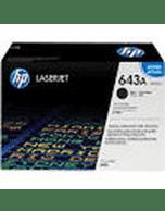 HP 643A Q5950A Black Toner Cartridge (Genuine)