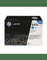 HP-643A-Q5951A-Cyan-Genuine HP 643A Q5951A Cyan Toner Cartridge (Genuine)