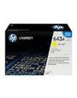 HP-643A-Q5952A-Yellow-Genuine HP 643A Q5952A Yellow Toner Cartridge (Genuine)
