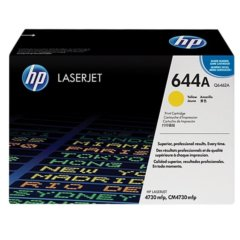 HP 644A Q6462A Yellow Toner Cartridge (Genuine)
