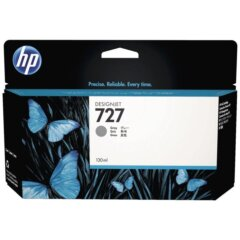 HP 727 Grey Ink Cartridge