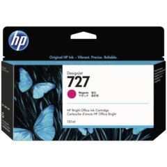 HP 727 Magenta Ink Cartridge