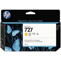 HP 727 Yellow Ink Cartridge