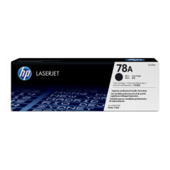 HP 78A Black Toner Cartridge